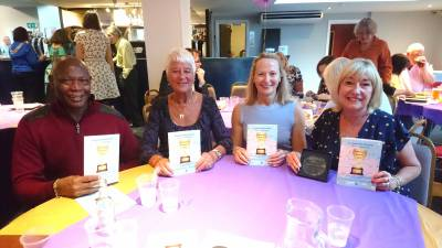 Volunteers win Bronze Award