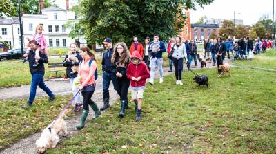 Waggy Walk 2019 - a great success!