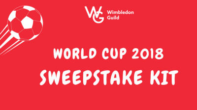 Run a World Cup Sweepstake and raise money for Wimbledon Guild