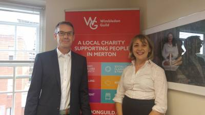 Wimbledon Guild links up with King's College School Lodge